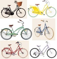 Luxe Style: Retro Riding | Hip Travel Mama: Seattle travel expert. A