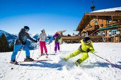 Schi pentru intreaga familie in Austria in zona Salzburg 2020 - Mara Study Austria, Salzburg, Mount Everest, Mountains, Bergen
