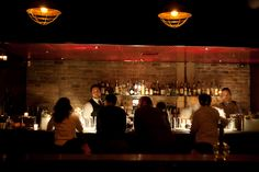 The Varnish - AKA L.A.'s Best Speakeasy. Located in the back room of Cole's in Downtown LA.      http://blogs.laweekly.com/squidink/2010/10/best_speakeasy_the_varnish.php