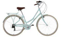 Pendleton Somerby Hybrid Bike - Mint