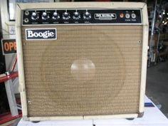 Vintage-Mesa-Boogie-Mark-I-TUBE-AMP-EARLY-VINTAGE-WORKS