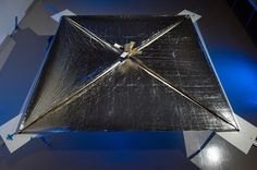 LightSail is a revolutionary solar powered spacecraft that sails on beams of light. There are currently two prototypes, which carry large reflective sails and are propelled by the sun's energy via photon momentum. Bill Nye, CEO of the Planetary Society