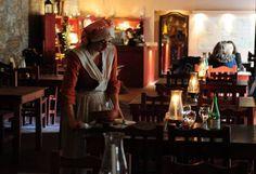 Take a gastronomical tour through history at the Manzana de las Luces!