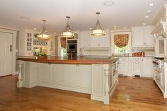 Timeless wide plank flooring from Creekmore Fine Wood Products