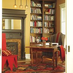 Photo: Deborah Whitlaw Llewellyn   thisoldhouse.com   from A Historic-District House Gets a Detail-Oriented Update