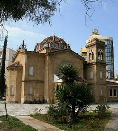 Greek Orthodox Church in Nicosia, Cyprus