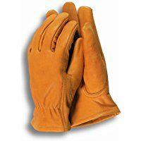 Town & Country Small Premium Leather Gardening Gloves - Mum
