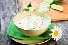 10 zuppe estive da servire fredde - wellMe.it