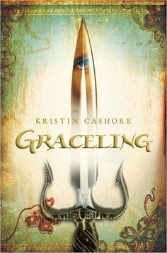 I read Graceling by Kristin Cashore hoping to use it as my next grade book club selection. Although I totally enjoyed the book and woul. This Is A Book, Love Book, Ya Books, Good Books, Amazing Books, Teen Books, Saga, Shatter Me, Fantasy Books To Read