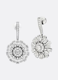 Earrings Petite Fleur | Breguet