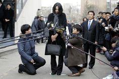Las noticias de esta semana en Corea fueron el interrogatorio a Cho Hyun-ah, la ilegalización del UPP, y temas como la cancelación de una película sobre Corea del Norte.