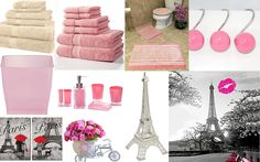 Parisian Bathroom, Please to get access to the link to the products visit my blog. Thanks