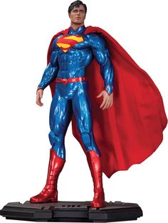 DC Comics Icons Superman New 52 Statue $84.99