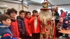 Raggruppamento minirugby di Carnevale: Papà del Gnocco, Sire del Bacanal Veronese con i nostri minirugbisti