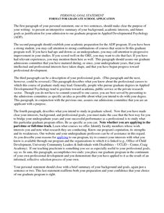 sample college essay apa format