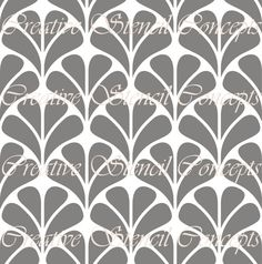 Classical Antique Ornament Decorative Stencil MULTIPLE SIZES AVAILABLE on Industry Standard 10 Mil Mylar Design 154321022 on Etsy, $12.95