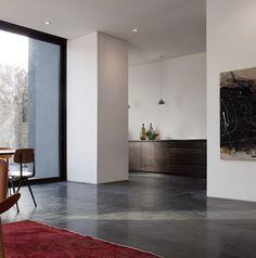 House on Faroe Road by Paul+O Architects in West Kensington, London, UK | Yatzer