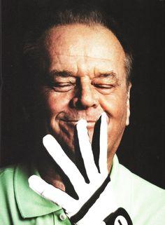 Jack Nicholson, by Nigel Parry Ciao dove sei Jack Scott, You Don't Know Jack, Portrait Pictures, Jack Nicholson, Creative Portraits, Video New, Hollywood Celebrities, Actor Model, Famous Faces