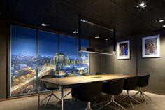 Tio university // Boardroom - Workshop of Wonders