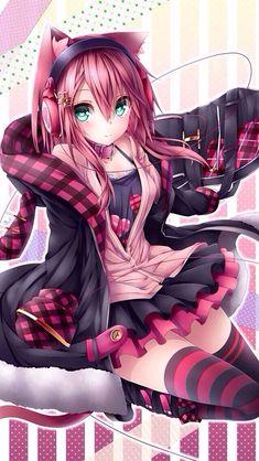 Anime girl#