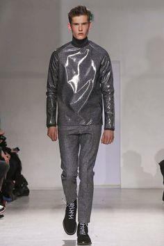 John Lawrence Sullivan Menswear Fall Winter 2014 Paris - NOWFASHION