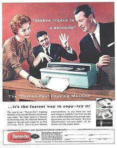Gosh, Yes - Vintage Ads! : Photo