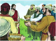 Jesus Walks on Water #Biblefun #lifeofjesus #NTBiblelesson