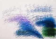 Yuichi Saito - excessive calligraphy | Art Found Out