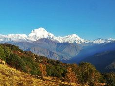 Special Vacation Packages for Nepal Trip. Mt. Annapurna Circuit Trekking.