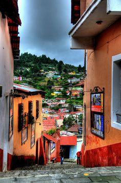 Mineral del Monte, Hidalgo, Mexico.  Photo: McMexicano , via Flickr