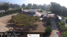 Keller Williams : DayBreak Brett & Giovanna Dunne Aerial Videography 942..Here we grow again!..Keller Williams / DayBreak Brett & Giovanna Dunne Aerial Videography 9424 Beechwood Drive, Rancho Cucamonga, CA 91737 Please share & We would love any comments on the Property, Thank you.