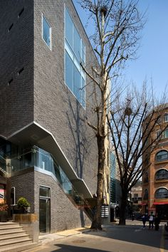 © Youngchae Park Brick Building - Seoul -South Korea