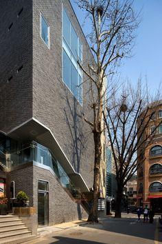 © Youngchae Park Brick Building - Seoul -South Korea