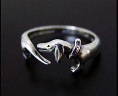 Dachshund Ring, Wiener Dog Ring