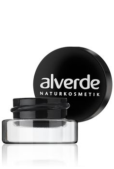 alverde Gel Eyeliner Pure Cosmetics, Natural Cosmetics, Gel Eyeliner, Dm, Personal Care, Pure Products, Komfort, Makeup, How To Make
