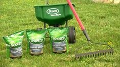 If your lawn is starting to look thin or worn out, if it has bare spots, or if it isn't quite as drought-resistant as it once was, it might be time to overseed. Overseeding involves applying grass seed over an existing lawn to make it fuller and thicker - and it's an important part of a good overall lawn care strategy. For more information on Scotts products, please visit our website: http://www.doitbest.com/Main.aspx?PageId=365&N=4294963293&Ne=2&Ns=Most%20Popular|1 #lawncaregrass