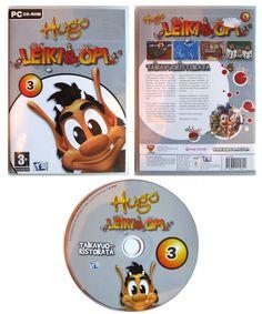 Hugo; Leiki ja Opi PC-peli