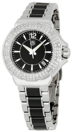 SALE!! TAG Heuer Women's WAH1214BA0859 Formula 1 Ceramic Watch REVIEW