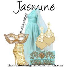 Jasmine Masquerade