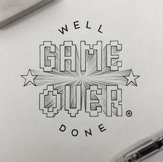 Anthony Hos est un lettering & type designer qui exerce son don pour la typographie en Nouvelle Zélande. J'avoue…
