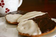 Black & White Cookies /   Bakergirl