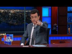 Colbert rips NRA-worshiping Senate: My dog accomplished more when it rolled over and licked its nuts