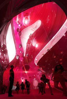 Night Club Hotel in Hong Kong: BUBBLE X / vGH Company 2