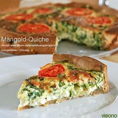 Mangold-Quiche Mangold-Quiche Related posts: Mangold quiche Potato quiche with spinach and goat cheese Rezept für Lauch-Quiche A delicious zucchini quiche with virtually no carbohydrates Veggie Recipes, Gourmet Recipes, Healthy Recipes, Quiches, Vegan Smoothies, Jamaican Recipes, Calzone, Soul Food, Food Porn