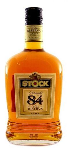 Stock 84 Brandy / 38% vol (0,7L)