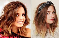 Cabelos ruivos acobreados cor de cabelo para o verão 2015 - » TP