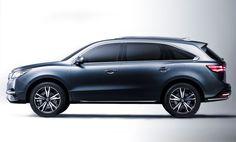 2014 Acura MDX 2014 Acura MDX Concept – Top Car Magazine
