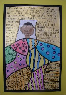 WHAT'S HAPPENING IN THE ART ROOM??: 3rd Grade Klimt Quilts