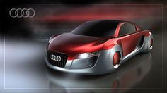 AUDI RSQ Concept rendered by Tim Feher