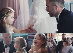 Watch This Groom Make The Most Heart Touching Wedding Vows To His Bride's Daughter